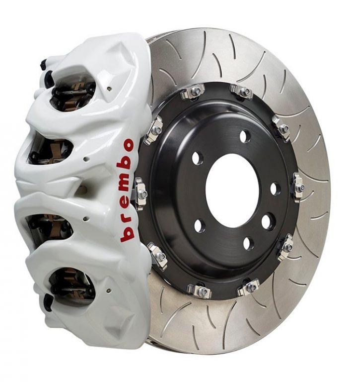 brake disks and pads