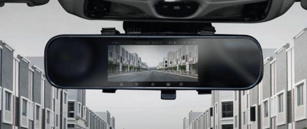 hd mirror dash cam