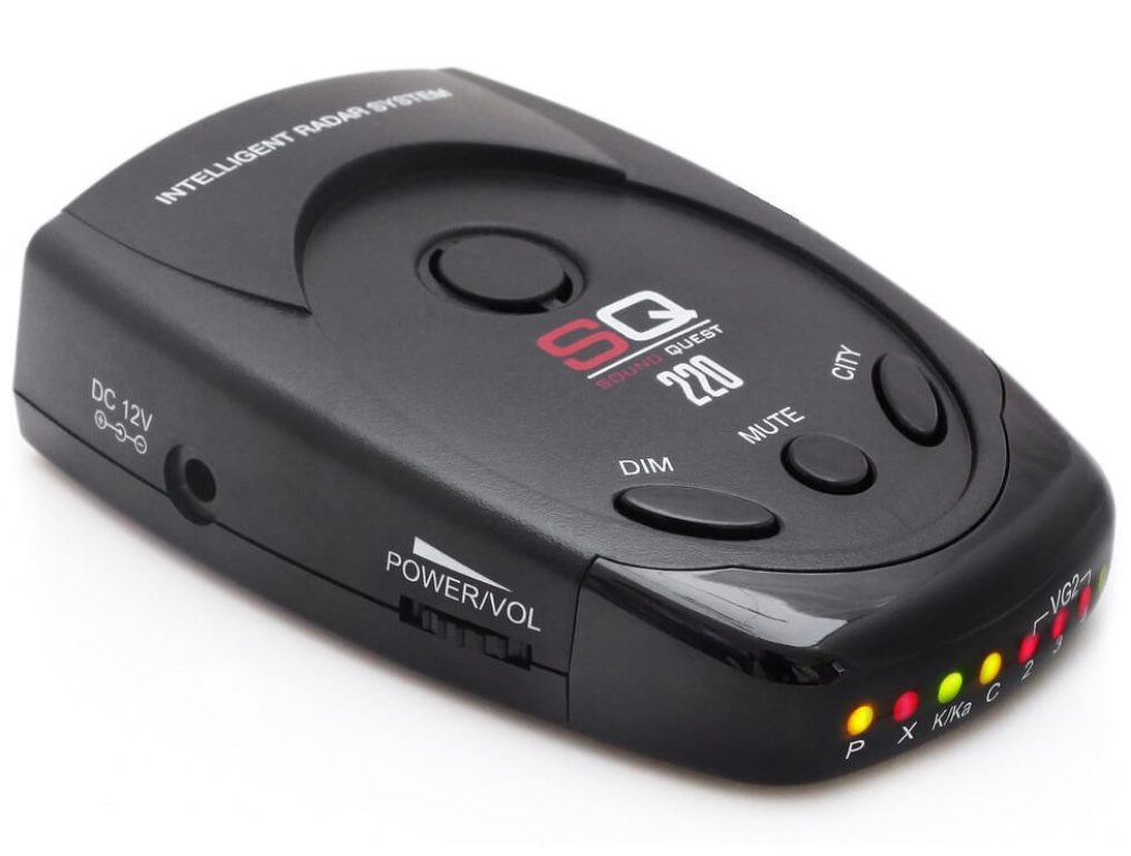 what is a radar detector for car