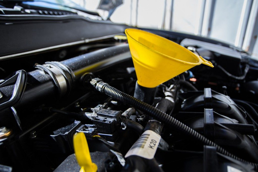 how to change antifreeze