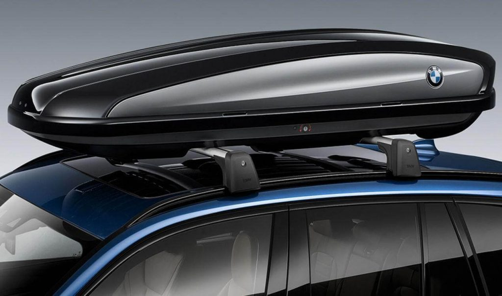thule rooftop box mount