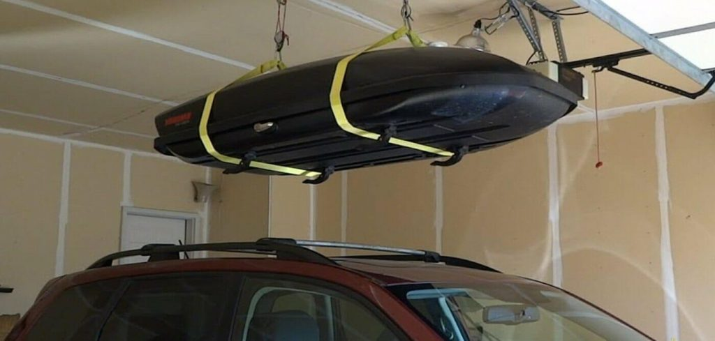 thule rooftop hang howto
