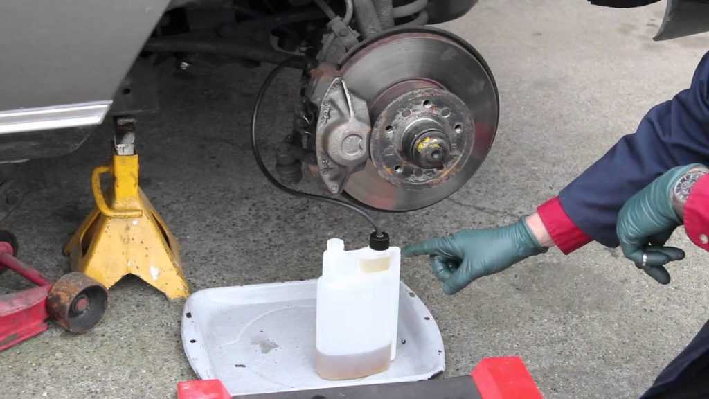 how to bleed your brakes