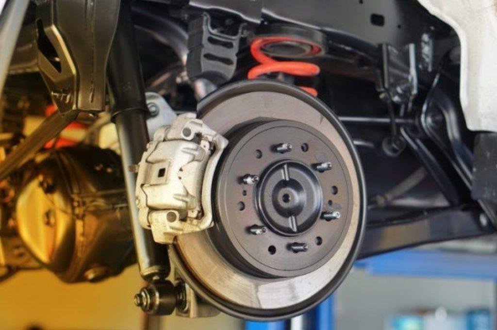 disc drum brakes