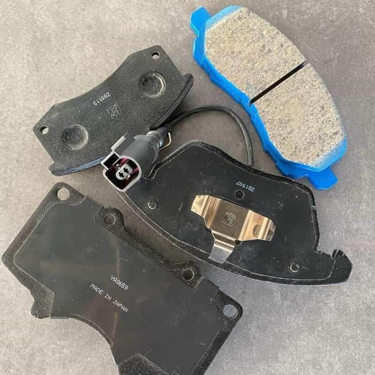 Type of Brake Pads