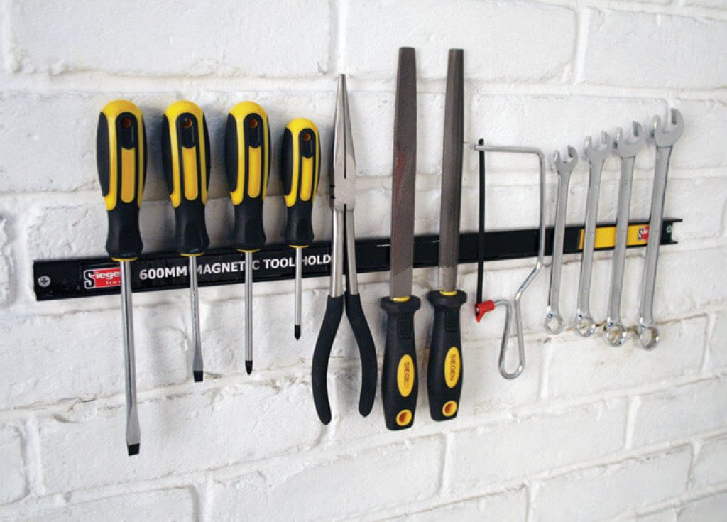 magnetic tool holders