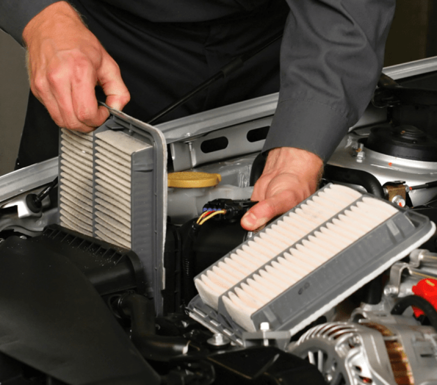 How to Change Air Filters