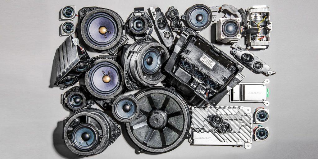 audio system parts