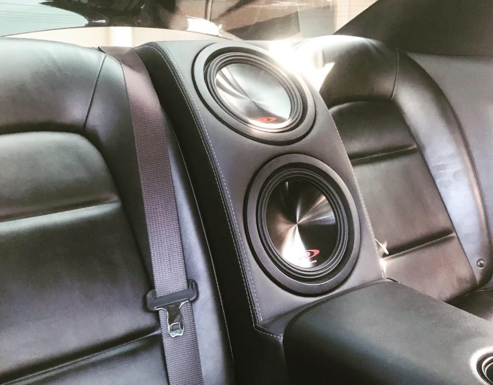 car subwoofer amplifier
