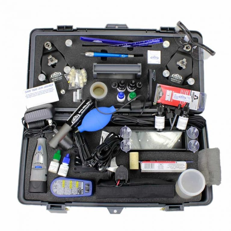 How To Choose A Windshield Repair Kit