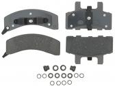ACDelco 14D369CH Advantage Ceramic front brake pads