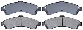 ACDelco 14D882CH Ceramic front brake pads