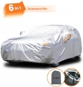 Audew 6 Layers Car Cover  Universal Fit