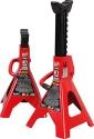 BIG RED T43202 Torin Steel Jack Stands: 3 Ton (6,000 lb)