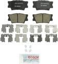 Bosch BC1212 Premium Ceramic Disc Brake Pad Set