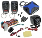 InstallGear Car Alarm Security & Keyless Entry System