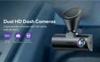 VAVA Dual Cabin Dash Camera
