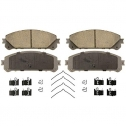Wagner ThermoQuiet QC1324 ceramic brake pad